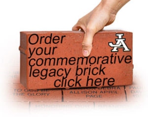 learn more and purchase a JA legacy brick